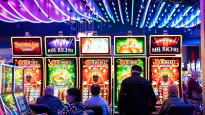 Simple Steps To Extra Casino Sales