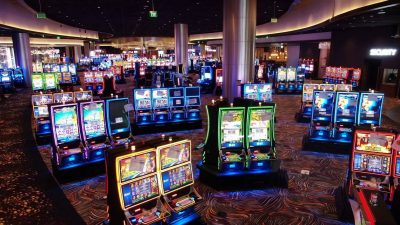 If You Happen To Read Nothing Else At This Time, Read This Report On Casino