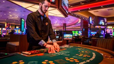 Easy Casino Methods Will Pump Up Your Sales Nearly Immediately